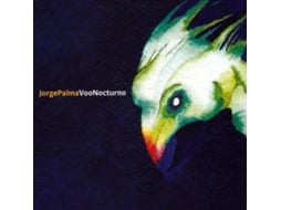 CD Jorge Palma - Voo Nocturno — Pop-Rock