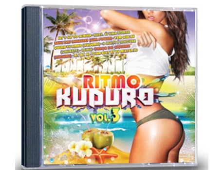 CD Vários - Ritmo Kuduro Vol.3 — Música do Mundo