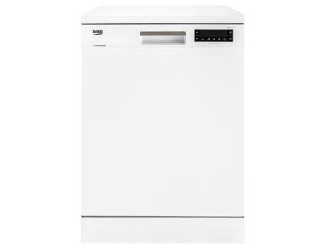 Máquina de Lavar Loiça BEKO DFN28432W (14 Conjuntos - 60 cm - Branco)