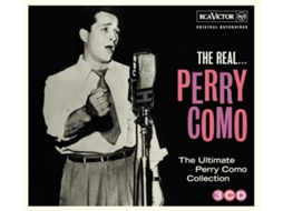 CD Perry Como - The Real Perry Como — Pop-Rock