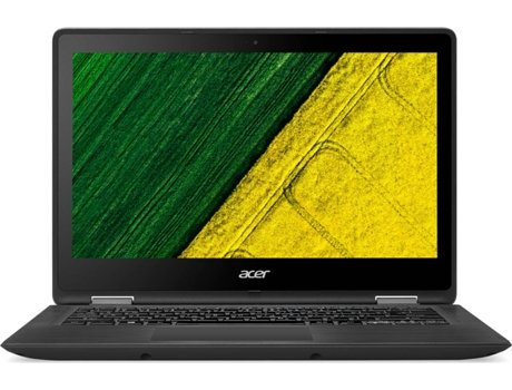 Portátil 13.3'' ACER Spin SP513-51-569T — Intel Core i5-7200U | 8 GB | 128 GB SSD | Intel HD Graphics 620