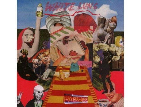 Vinil White Lung - Paradise — Pop-Rock