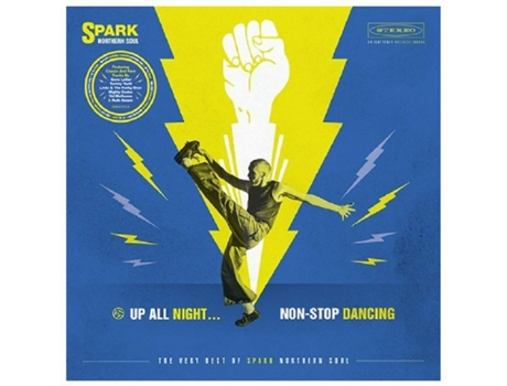 Vinil Spark Northern Soul Up All Night...