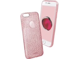 Capa SBS Sparky iPhone 7 Plus, 8 Plus Rosa — Compatibilidade: iPhone 7 Plus, 8 Plus