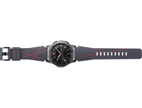 bc50633fd1d Bracelete SAMSUNG Gear S3 Arik Levy Fractal Azul