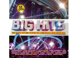 CD Big Hits — House / Electrónica