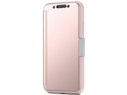 Capa MOSHI Stealthcover iPhone X Rosa — Compatibilidade: iPhone X