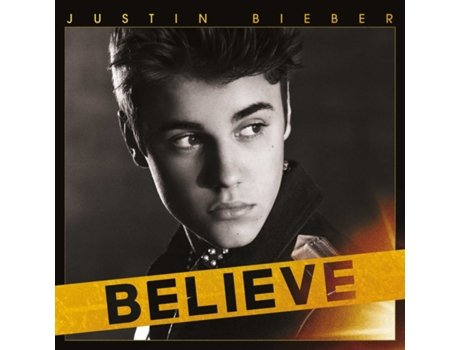 Vinil Justin Bieber - Believe — Pop-Rock