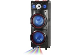 Sistema Audio NGS Wild Techno — 500 W / Bluetooth / USB
