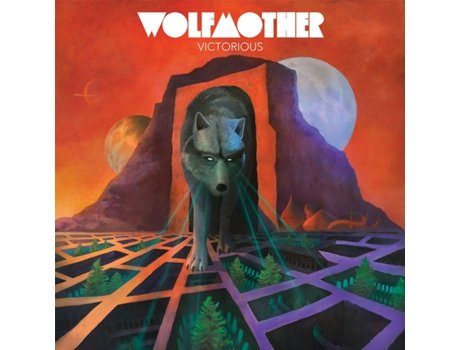 CD Wolfmother - Victorious — Pop-Rock