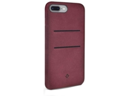 Capa TWELVE SOUTH Relaxed Pockets Marsala iPhone 7 Plus, 8 Plus Vermelho — Compatibilidade: iPhone 7 Plus, 8 Plus