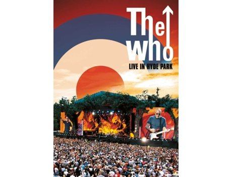 DVD/Blu-ray The Who:Live In Hyde Park-Box — Pop-Rock