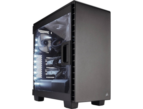 Desktop POWERED BY MSI W1586001240M16GB — Intel Core i5 / 16 GB / 1 TB + 240 GB