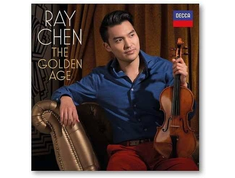 CD Ray Chen - The Golden Age — Clássica