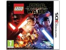 Jogo Nintendo 3DS LEGO Star Wars: The Force Awakens — Aventura | Idade Mínima Recomenda: 6