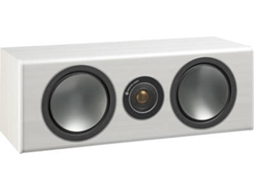 Coluna MONITOR AUDIO Bronze Central Branco — 120W | 60-30Hz