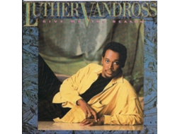 CD Luther Vandross - Give Me The Reason
