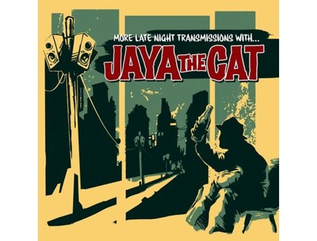 CD Jaya The Cat - More Late Night Transmissions With ...