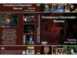 CD/DVD Creedence Clearwater Revival - Falcon — Clássica