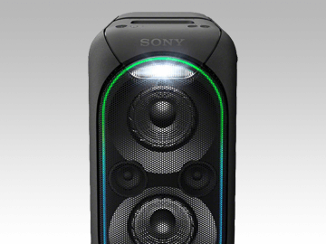 Colunas High Power Audio