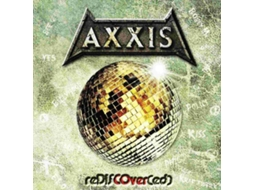 CD Axxis  - ReDiscover(ed)