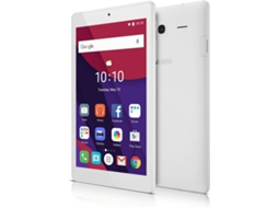 Tablet 7'' ALCATEL Pixi 4 WI-FI Branco — 7'' / 8GB / Android