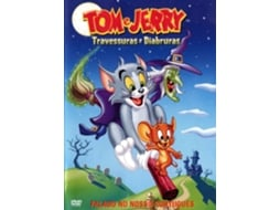 DVD Tom & Jerry Travessuras e Diabruras — Infantil