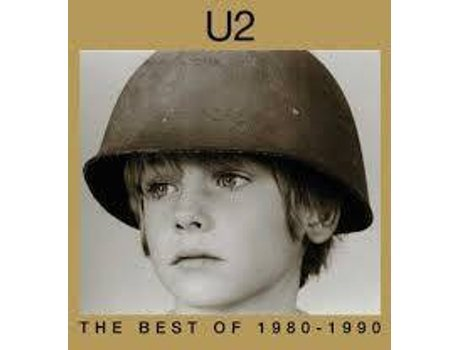 Vinil LP U2 - The Best Of 1980-1990 — Pop-Rock