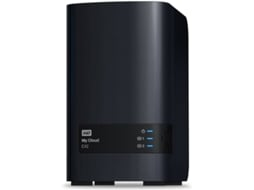 Disco NAS WD 4TB My Cloud EX2 Ultra — 4 TB | Nº de compartimentos: 2