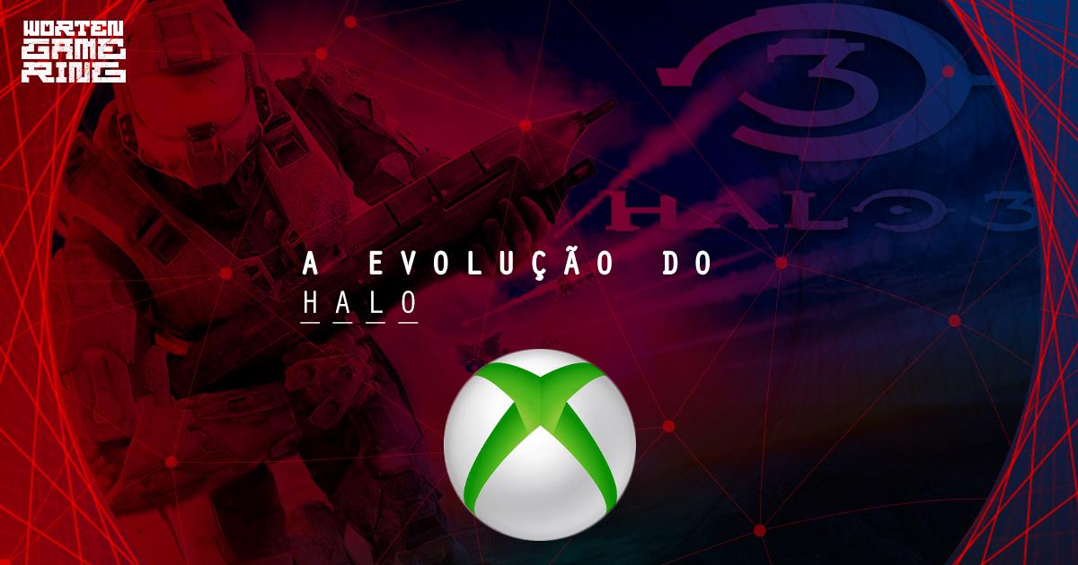 Evolução do Halo