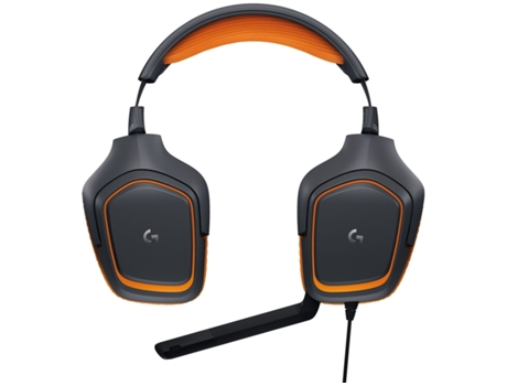 Microauscultadores Gaming LOGITECH G231 Prodigy — Com fio