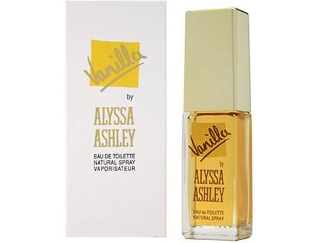 Perfume ALYSSA ASHLEY Vanilla Woman Eau de Toilette (25 ml)