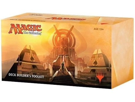 Kit Cartas MAGIC THE GATHERING Amonkhet Deck Builders — Toolkit