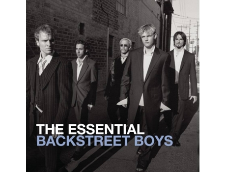 CD Various Artists - The Essential Backstreet Boys — Pop-Rock