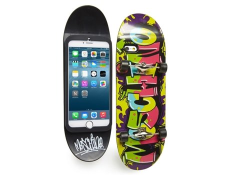 Capa MOSCHINO Skateboard iPhone 6, 6s — Compatibilidade: iPhone 6, 6s