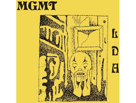 Vinil LP MGMT - Little Dark Age — Pop-Rock