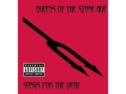CD Queens of The Stone Age - Songs for the Deaf — Pop-Rock