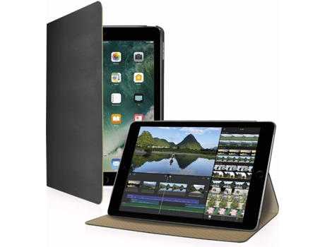 Capa Book SBS iPad 9.7'' 2017 Preto — 9.7'' / Preto