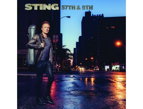 CD Sting - 57th & 9th — Pop-Rock