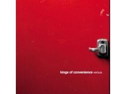 Vinil Kings Of Convenience - Versus — Pop-Rock Internacional