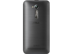 Smartphone ASUS Zenfone Go (ZB500KG) 8 GB Cinza — Android 5.0 | 5'' | Quad-core 1.2 GHz | 1GB RAM