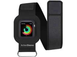 Armband TWELVE SOUTH Smartwatch Apple 42 Preto — Compatibilidade: Apple Watch
