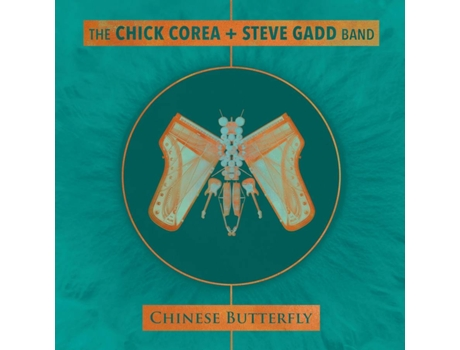 CD The Chick Corea+Steve Gadd Band - Chinese Butterfly — Pop-Rock