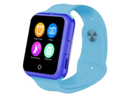 Smartwatch NO.1 D3 Azul — Android / 380 mAh