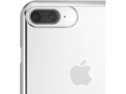 Capa MOSHI Superskin Clear iPhone 7 Plus, 8 Plus Transparente — Compatibilidade: iPhone 7 Plus, 8 Plus