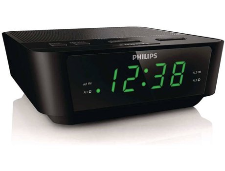 Rádio Despertador PHILIPS AJ3116/12 — Digital