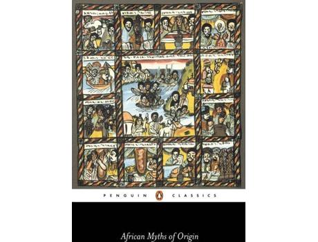 Livro African Myths Of Origin