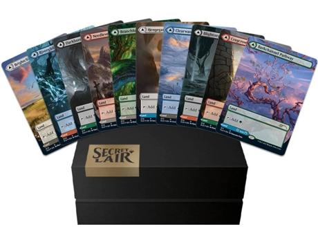Wizards of the Coast - Jogo de Cartas WIZARDS OF THE COAST MTG Secret Lair Ultimate Edition 2: Grey Box (Idade Mínima: 13 Anos - Dificuldade: Intermédio)