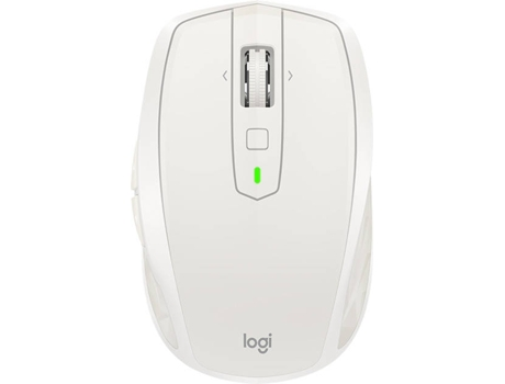 Rato Laser LOGITECH MX Anywhere 2S Light Grey — Sem Fio