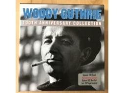 CD Woody Guthrie - 100th Anniversary Collection
